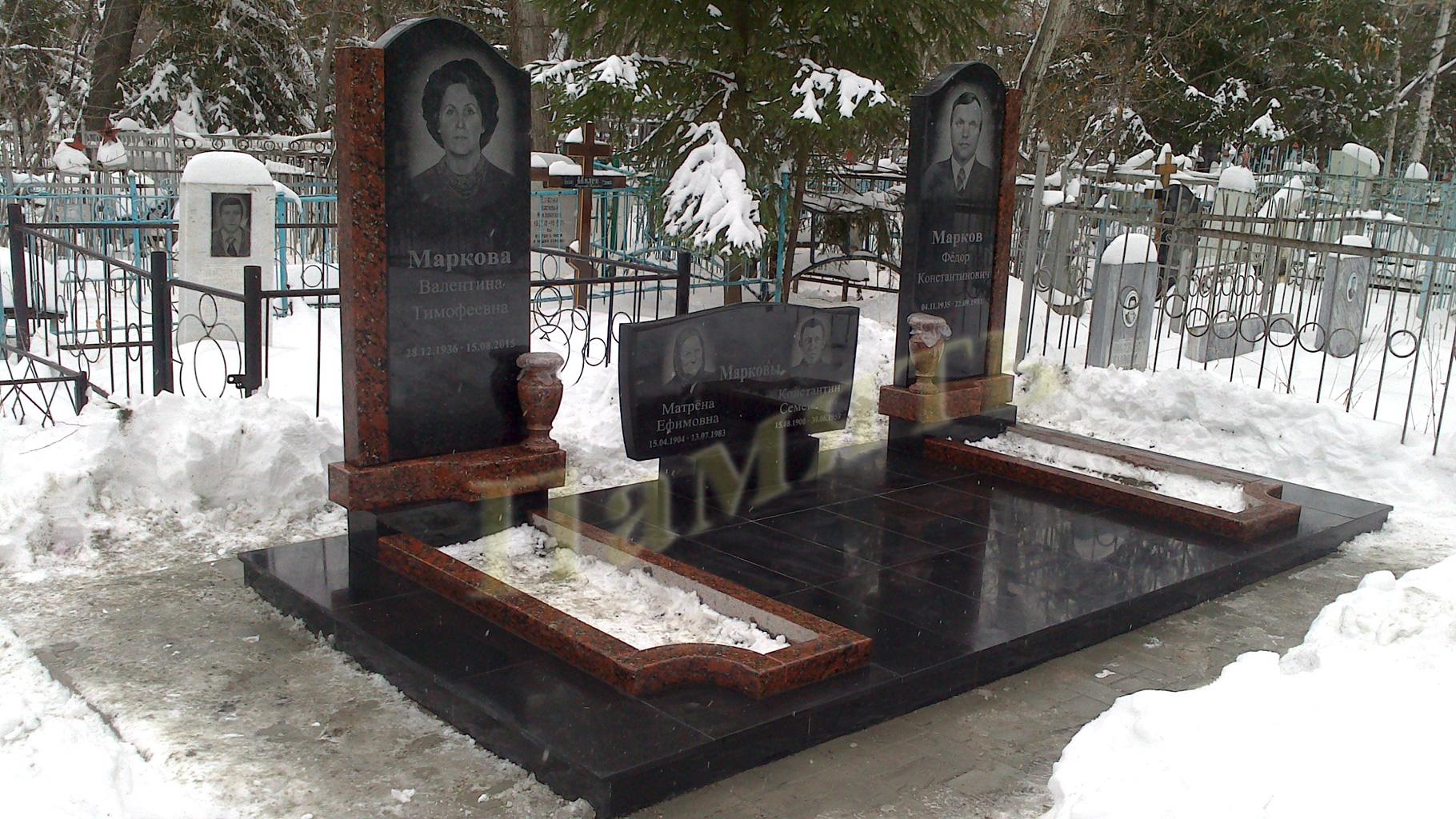 Памятники из гранита, базальта